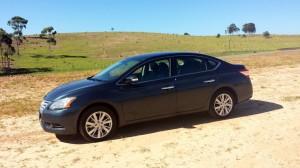 Novo Nissan Sentra Flex: sem o tanquinho de gasolina - Oficina News