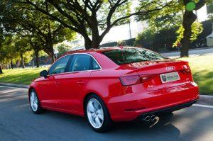 Audi A3 Sedan: potência do motor 1.8 TFSI e muito conforto ...