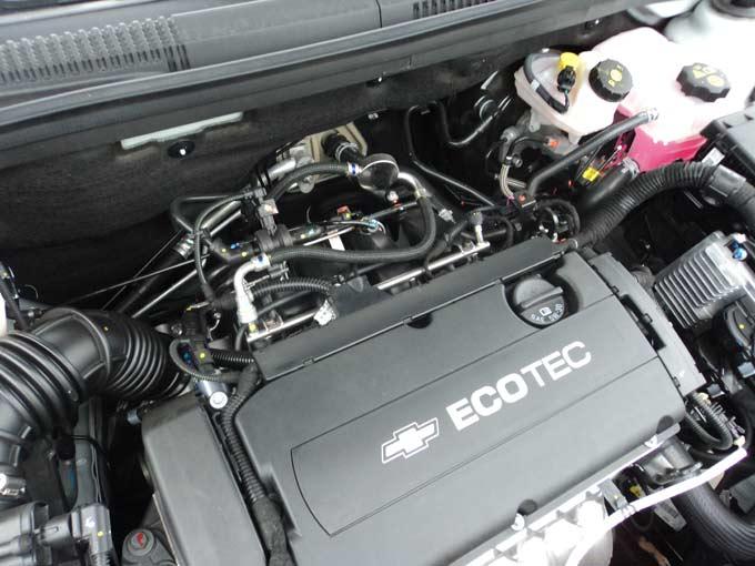 Motor: Ecotec mostra tecnologia e sofisticação