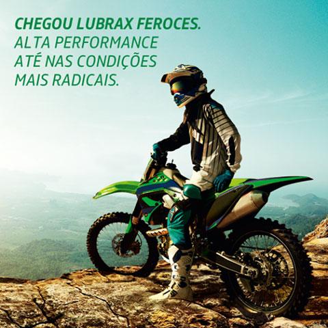 Petrobras apresenta lubrificante para motos off road