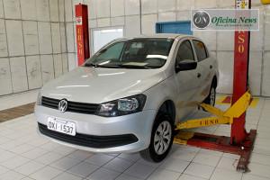 Testes e troca das sondas lamba do VW Voyage