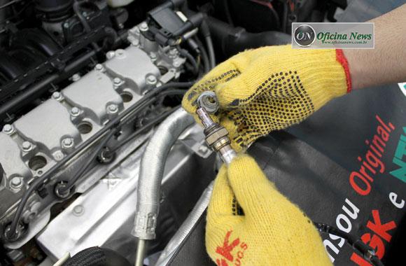 Testes e troca das sondas lambda do VW Voyage