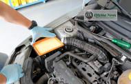 Troca do filtro de ar do Chevrolet Classic