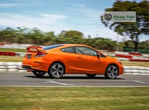 Honda Civic Si: um cupê de presença e tecnologia - Oficina News