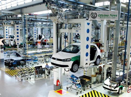 Anfavea divulga os resultados da indústria automobilística