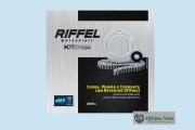 Riffel orienta manutenção do kit relação nas motocicletas