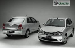 Toyota apresenta Etios 2017 com novas opções de transmissão
