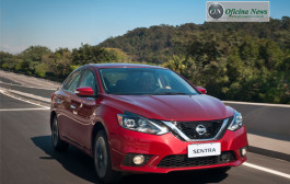 Nissan apresenta linha 2017 do sedã Sentra 2017 com renovações