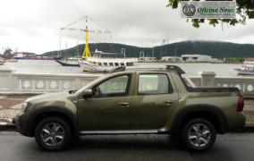 Picape Renault Oroch traz mecânica robusta e versatilidade