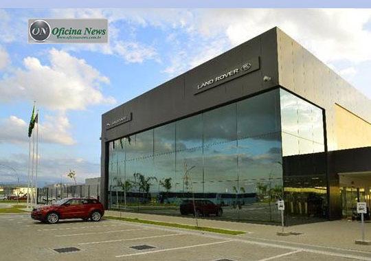 Fábrica brasileira da Jaguar-Land Rover certificação ISSO 9001