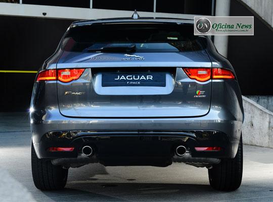 Jaguar F Pace é Lançado No Brasil Ressaltando Plano De Pós Vendas
