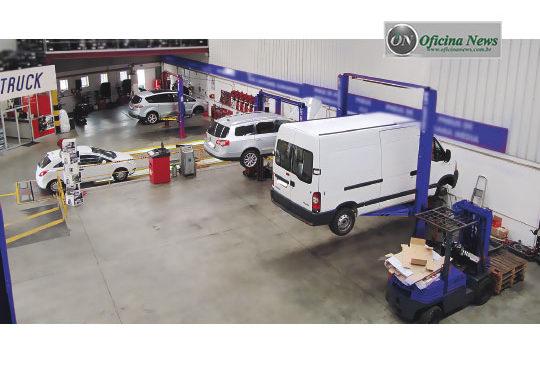 Oficinas especializadas em diesel