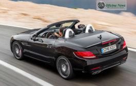 Mercedes-Benz lança conversíveis SLC e CL no mercado brasileiro