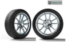 Michelin apresenta pneu Pilot Sport 4 para carros esportivos