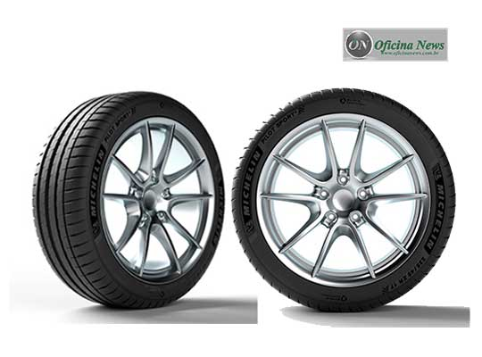 michelin apresenta pneu pilot sport 4 para carros esportivos oficina news. Black Bedroom Furniture Sets. Home Design Ideas