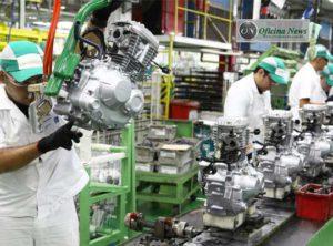 Honda registra recorde de 500 mil motores de 160 cm⊃3; produzidos ...