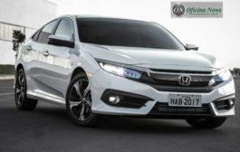 Honda mostra nova geração do Civic com versão 1.5 turbo
