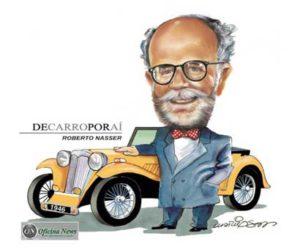 A Coluna De Carro Por Aí foi escrita pelo jornalista Roberto Nasser, colunista do Portal Oficina News