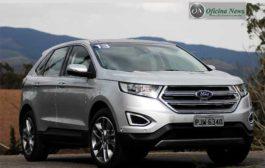 Ford lança nova geração do utilitário Edge com motor 3.5 V6