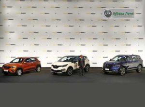 Renault volta a ser Renault e vai de SUV - Oficina News