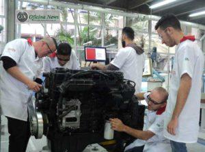 SENAI oferece curso de motores diesel em parceria com a FPT ...