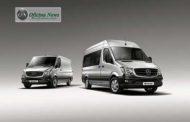 Mercedes-Benz lança apresenta linha Sprinter com novidades