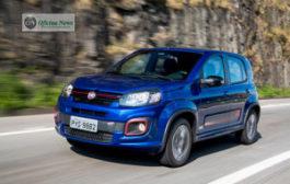 Fiat lança Novo Uno remodelado e com motor três cilindros
