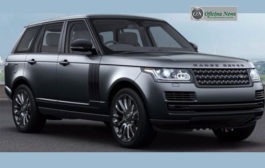 Range Rover Black chega em edição limitada ao Brasil