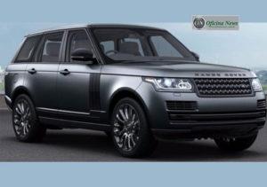 Range Rover Black chega em edição limitada ao Brasil - Oficina News