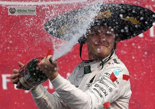 Rosberg pode ser campeão no México