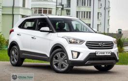 Rede Hyundai CAOA passa a comercializar SUV Creta