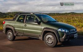 Fiat apresenta linha 1017 da picape Strada com novas versões
