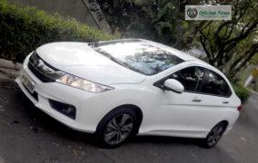 Honda City: bem ajustado com motor 1.5 e transmissão CVT
