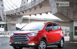 Jac Motors lança primeiro veículo automático no Brasil: o JAC T5 CVT