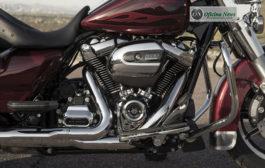 Novos motores Harley-Davidson oferecem mais performance e economia