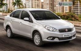 Nova gama do Fiat Grand Siena chega com versão 1.0 Flex
