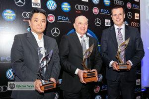 Equipe da Volkswagen foi a mais vitoriosa da cerimônia, com três prêmios