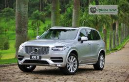 Volvo Cars apresenta utilitário XC90 com motor diesel