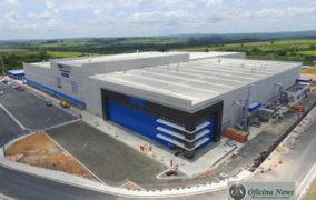 Fábrica da TMD Cobreq tem cerca de 95% construída