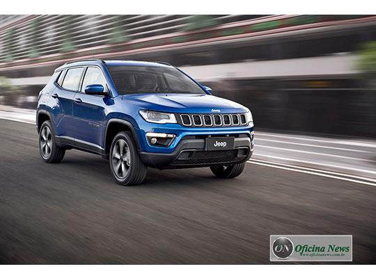 TMD Friction lança pastilhas de freio para Jeep Compass