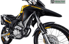 Honda apresenta edição especial da motocicleta XRE 300