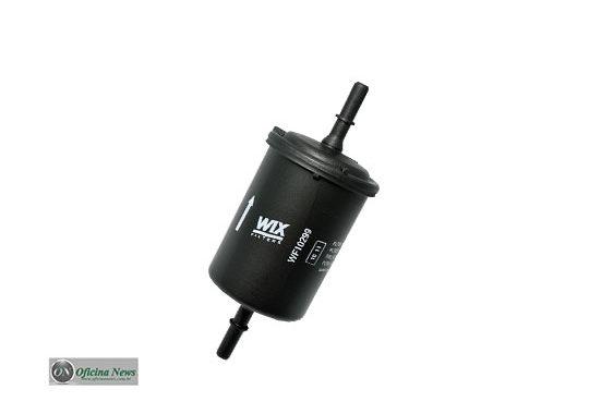 Wix alerta para manutenção correta do filtro do combustível