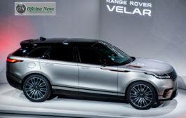 Land Rover apresenta SUV luxuoso Range Rover Velar