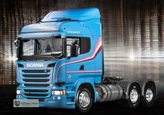 Scania dá início às comemorações pelos 60 anos no Brasil