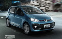 Volkswagen apresenta Novo up! com mais desempenho