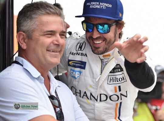 Conversa de pista: Alonso já venceu em Indy