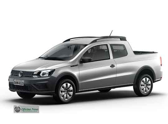 Volkswagen lança Saveiro 2018 com versões inéditas