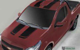 Chevrolet Montana tem itens aprimorados na linha 2018