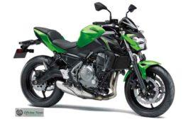 Kawasaki completa linha Z com modelo Z650 ABS