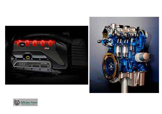 Motores da Audi e Ford se destacam em prêmio internacional